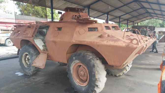 4 tanque