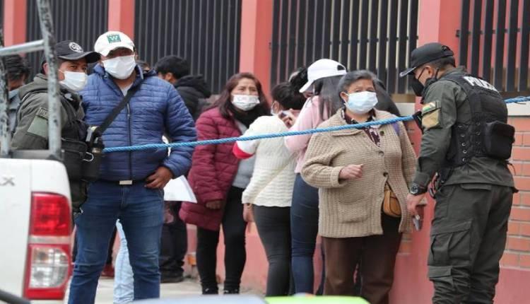 6 estudiantes murieron en Bolivia.