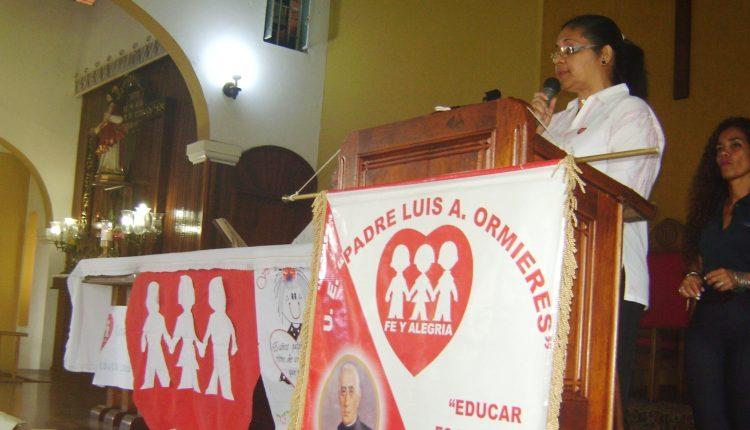 Ormieres celebra 66° Aniversario de Fe y Alegría