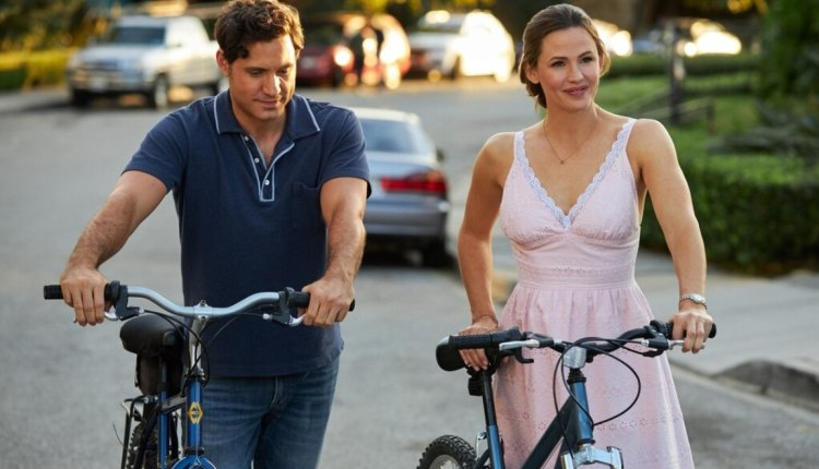 Jennifer Garner y Édgar Ramírez