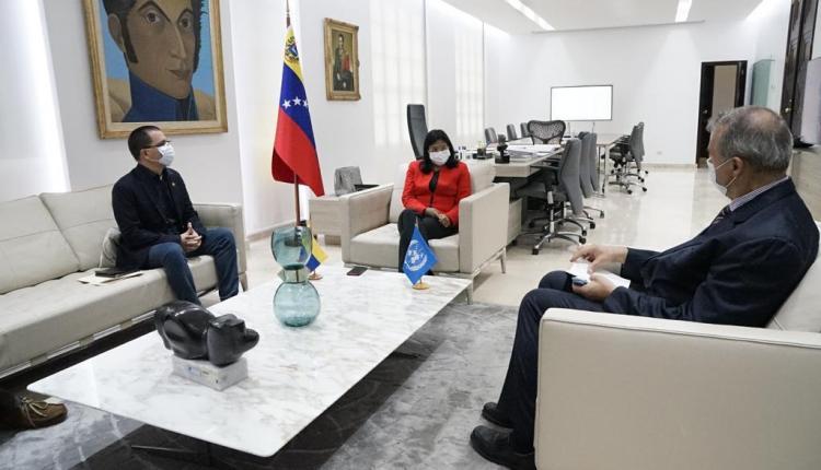 Venezuela y OPS se reúnen para la lucha contra el Covid-19