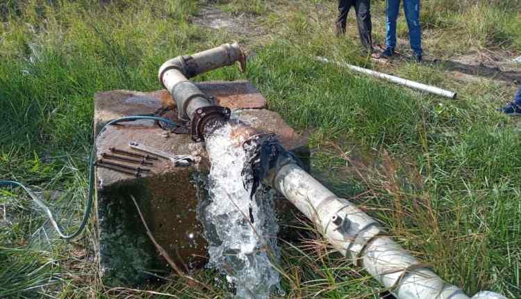 municipio Aguasay agua