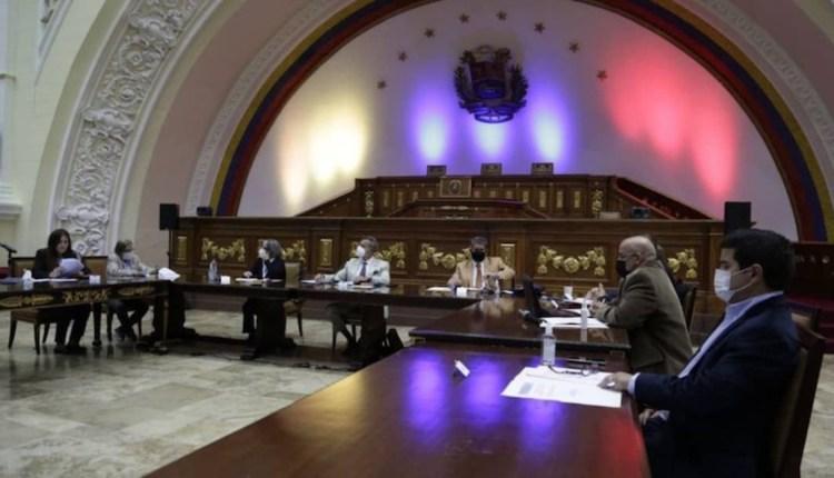 El comité de postulaciones de la Asamblea Nacional