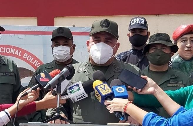 Índices delictivos en Monagas