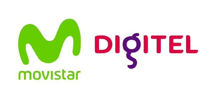 Movistar y Digitel