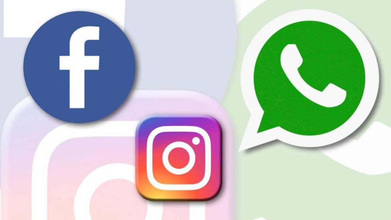 Fallas en redes sociales como: Instagram, whatsapp y facebook