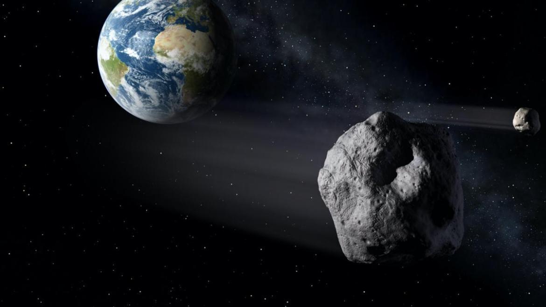 Gran asteroide se acerco a la Tierra