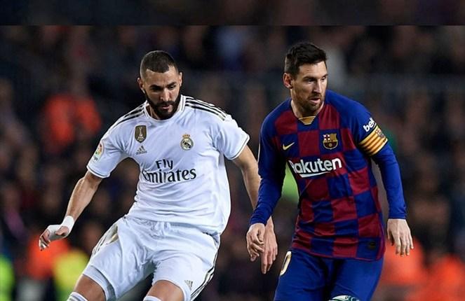Real Madrid y Barcelona