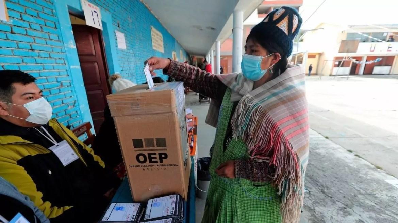 bolivia elecciones regionales 1