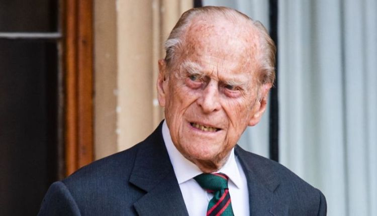 principe Felipe de Edimburgo