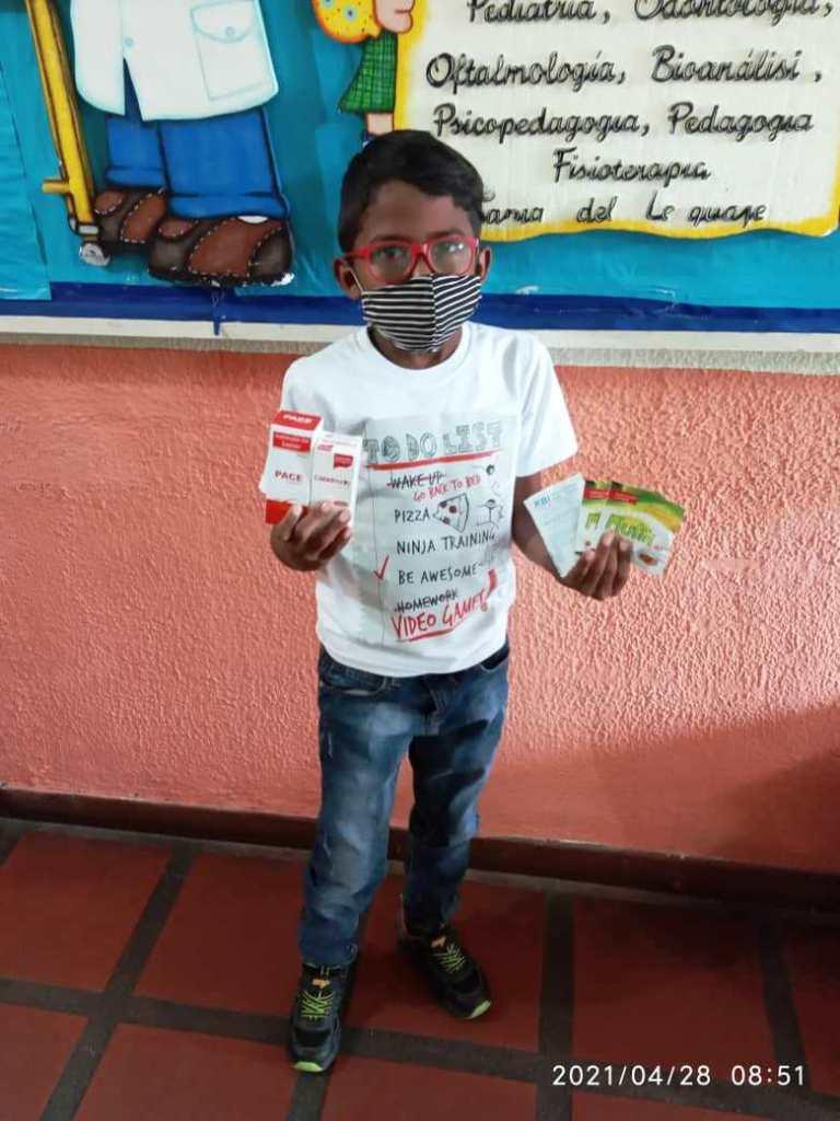 Fundación El Niño Simón Monagas.