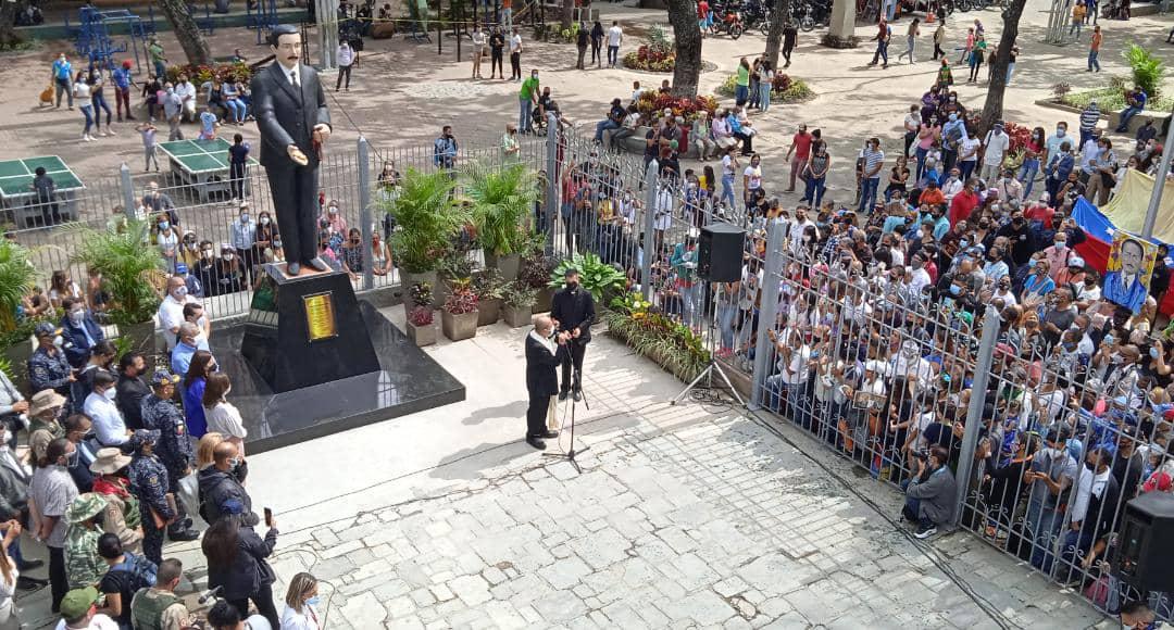 laverdaddemonagas.com imagen del dr jose gregorio hernandez tallada en caripito fue develada tras la beatificacion 1