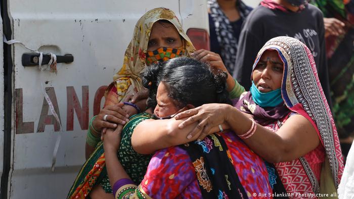 india muertes por covid-19