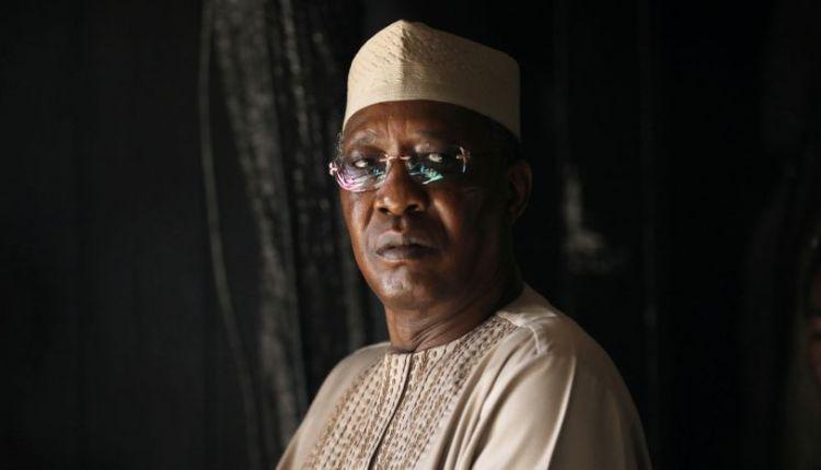Idriss Débry presidente de Chad