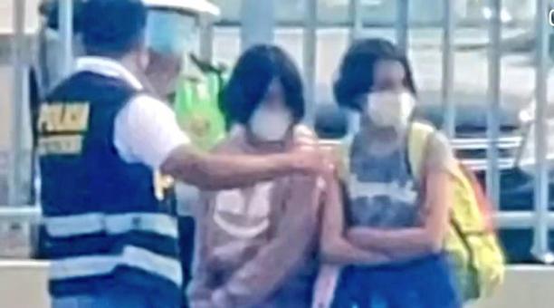 niñas venezolanas secuestradas en quito