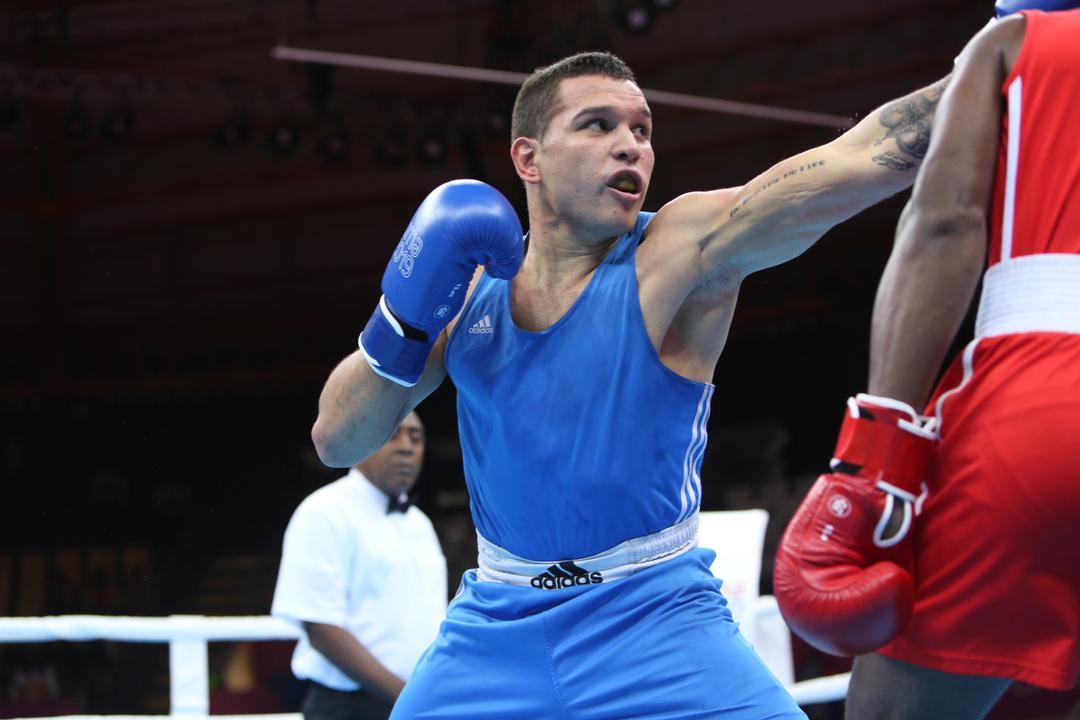dos boxeadores venezolanos clasificaron a los juegos olimpicos