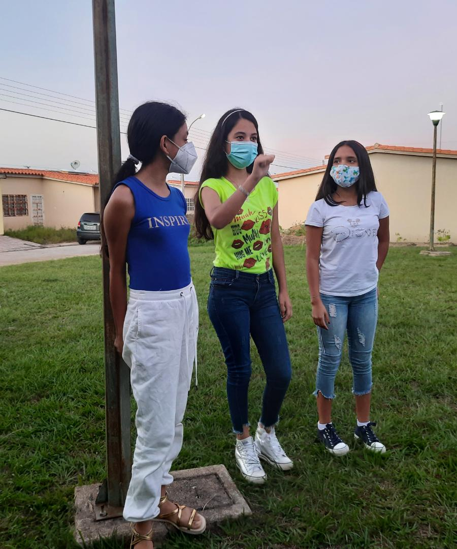 fundacion el nino simon monagas inicio talleres de lengua de senas venezolanas 6