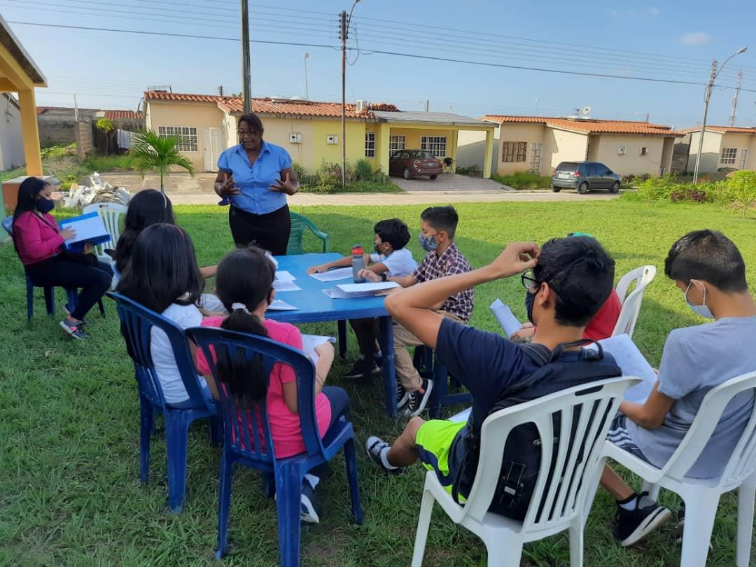 fundacion el nino simon monagas inicio talleres de lengua de senas venezolanas 8