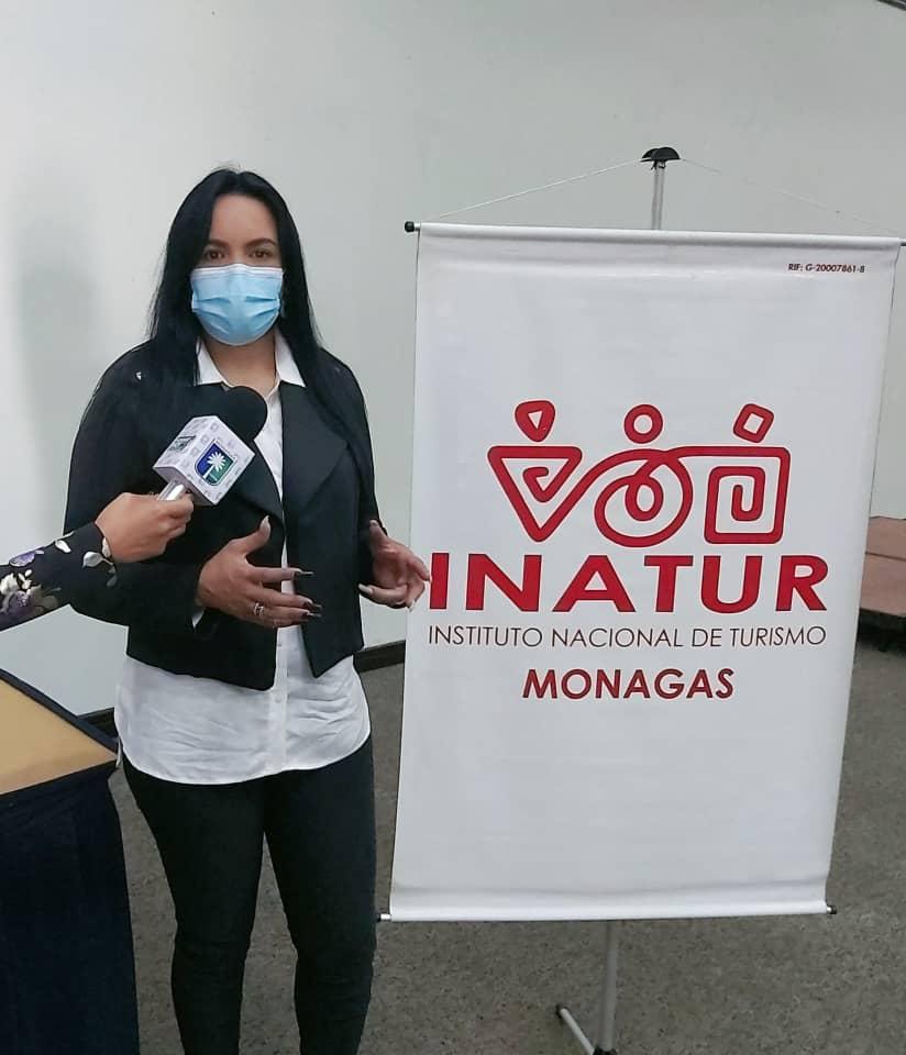 inatur monagas sostuvo reunion con prestadores de servicio en la entidad 1