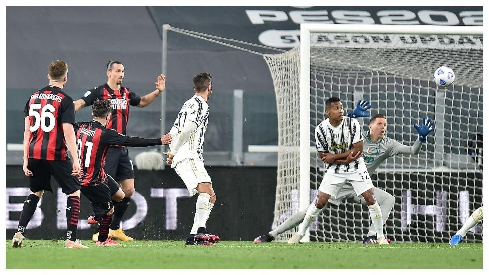 Juventus cae ante Milan
