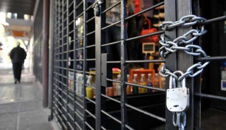 Lluvias ocasionan cierre de comercios a tempranas horas
