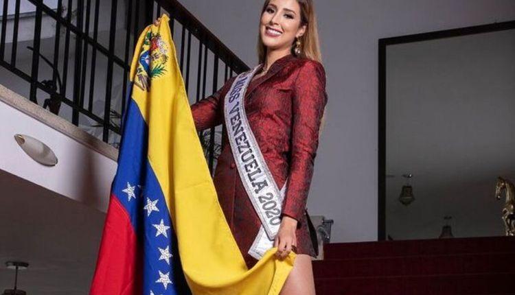 Mariangel Villasmil Miss Venezuela