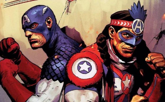 Marvel y Capitán América Indígena