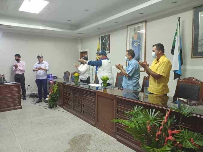 movimiento somos venezuela juramento estructura en municipio ezequiel zamora laverdaddemonagas.com directivos somos venezuela zamora