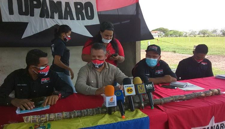 El movimiento Tupamaro asegura que seguirán trabajando para fortalecer la revolución