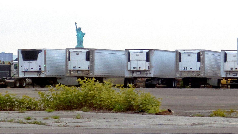 cuerpos sin reclamar muertes por covid-19 nueva york