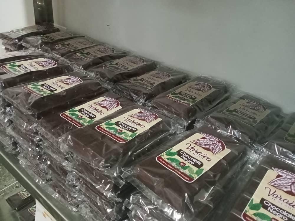 varaiva cacao chocolate con sello de maturin para el mundo 1