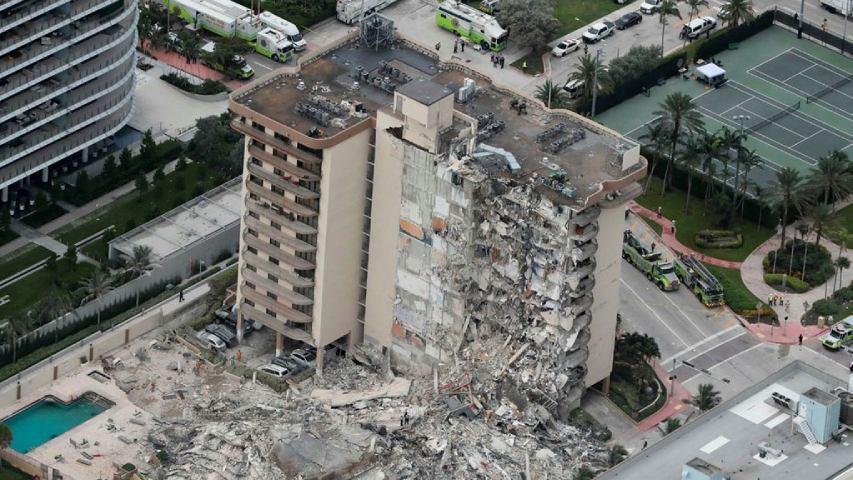 51 desaparecidos tras colapso de un edificio en miami laverdaddemonagas.com derrumbe miami1