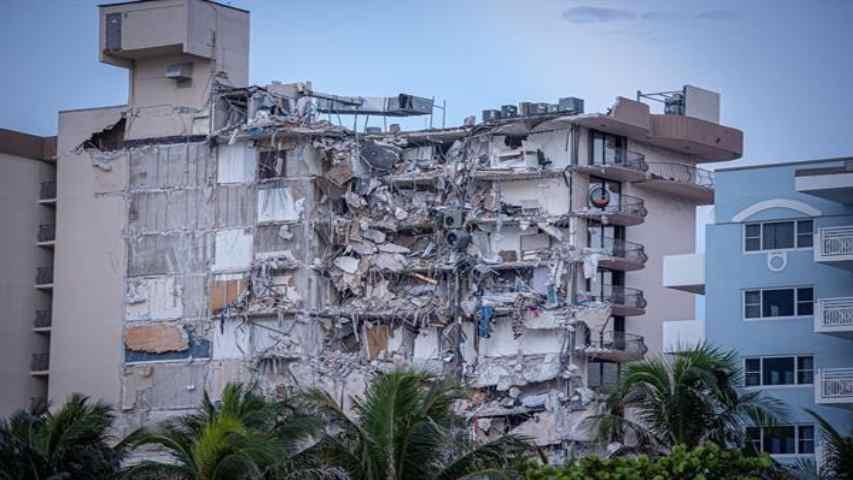 51 desaparecidos tras colapso de un edificio en miami laverdaddemonagas.com derrumbe2
