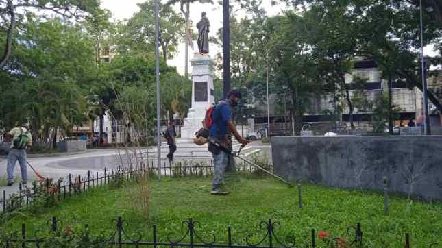 alcalde ordaz continua con plan de saneamiento integral en cada comunidad de maturin laverdaddemonagas.com img 20210619 wa0122