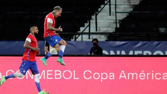 argentina y chile debutan con empate en la copa america laverdaddemonagas.com chile3