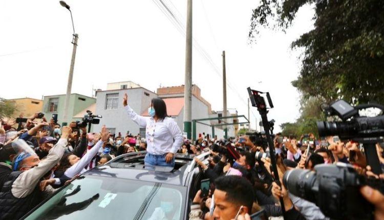 flash electoral Perú