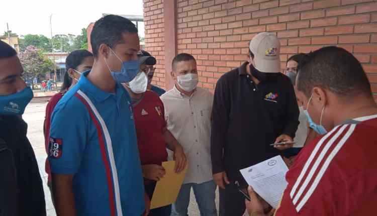 Juventud opositora en Monagas