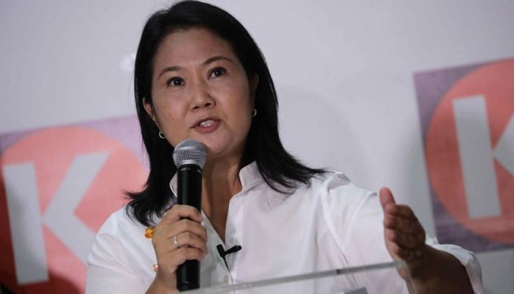 Keiko Fujimori Perú
