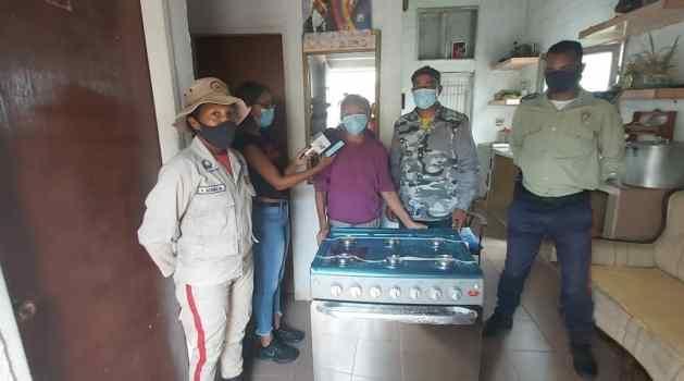 la gestion en positivo del alcalde wilfredo ordaz continua llevando alegrias a los hogares de maturin laverdaddemonagas.com cocina