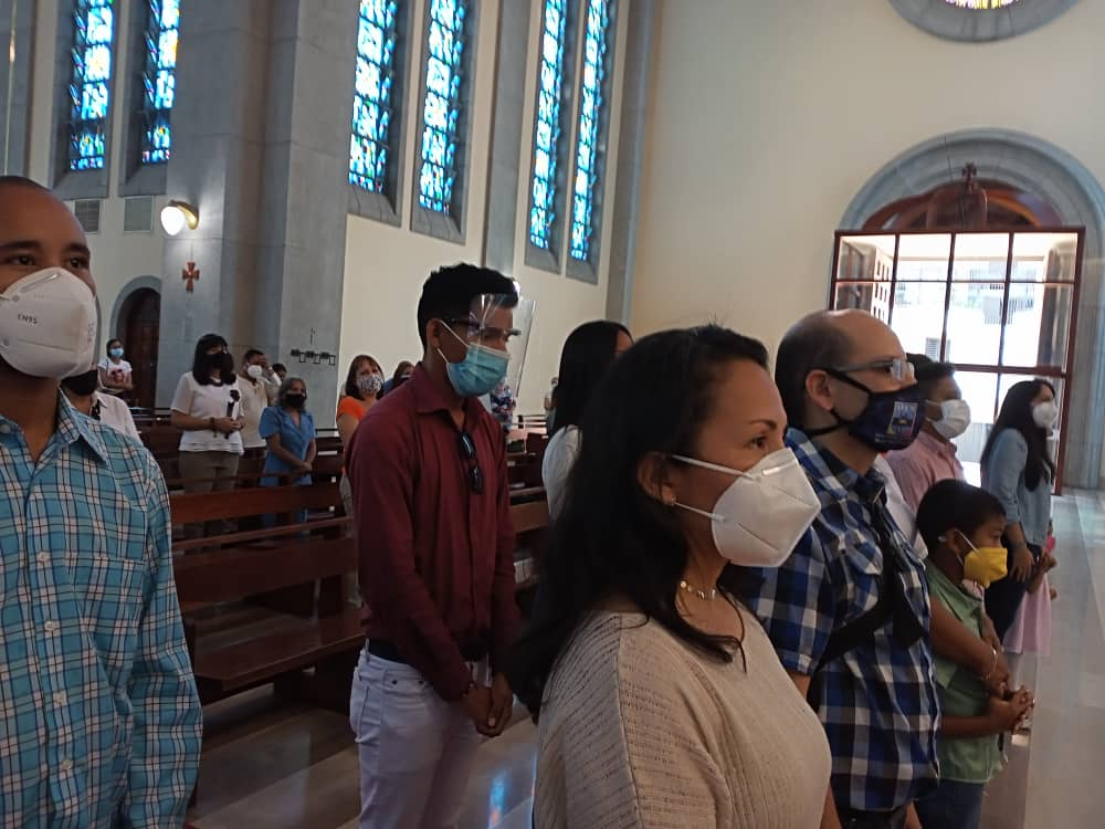 misa del dia del periodista una reflexion sobre el enorme valor de la verdad laverdaddemonagas.com misa2