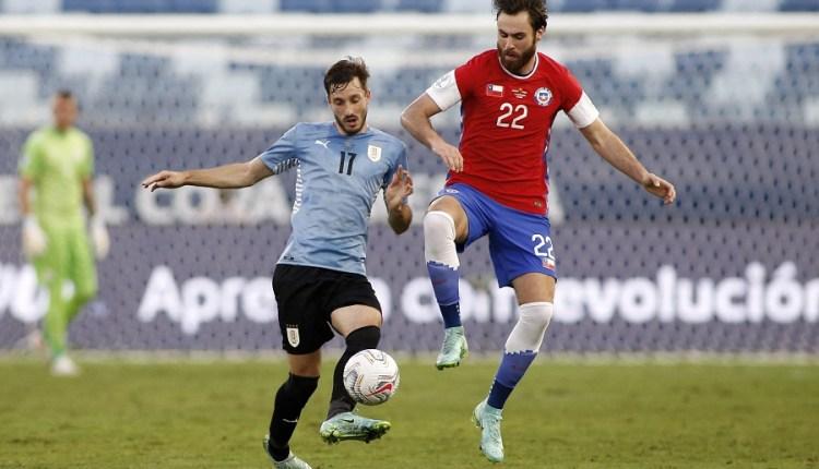 Uruguay y Chile