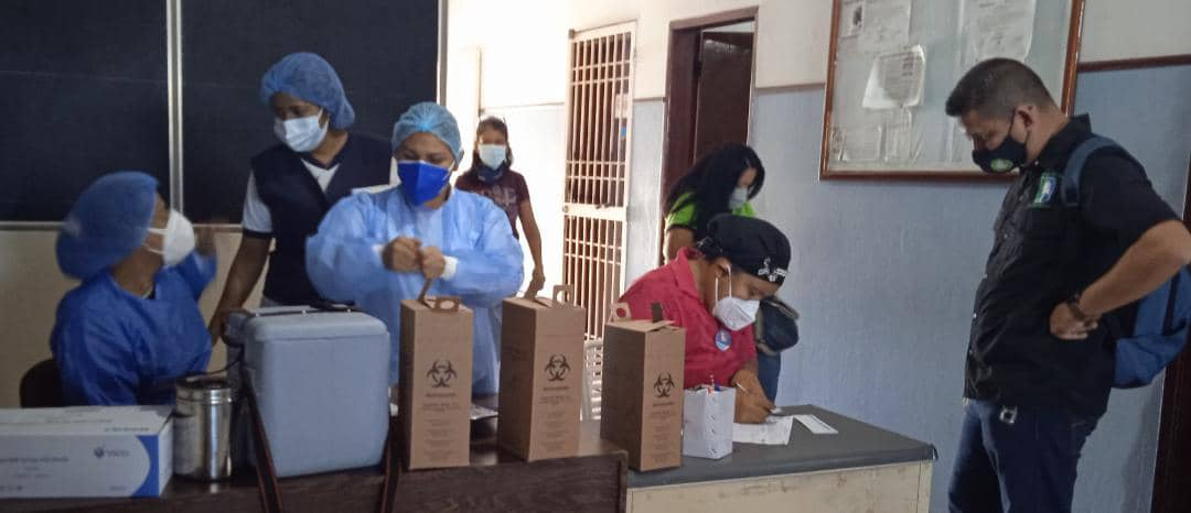 continua jornada de vacunacion contra el covid 19 en el ambulatorio vargas laverdaddemonagas.com vacuna