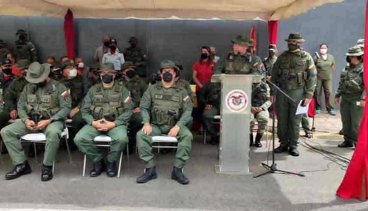 General Barrios Torres, 2do. Cmdte y Jefe de Estado Mayor del Ejército.