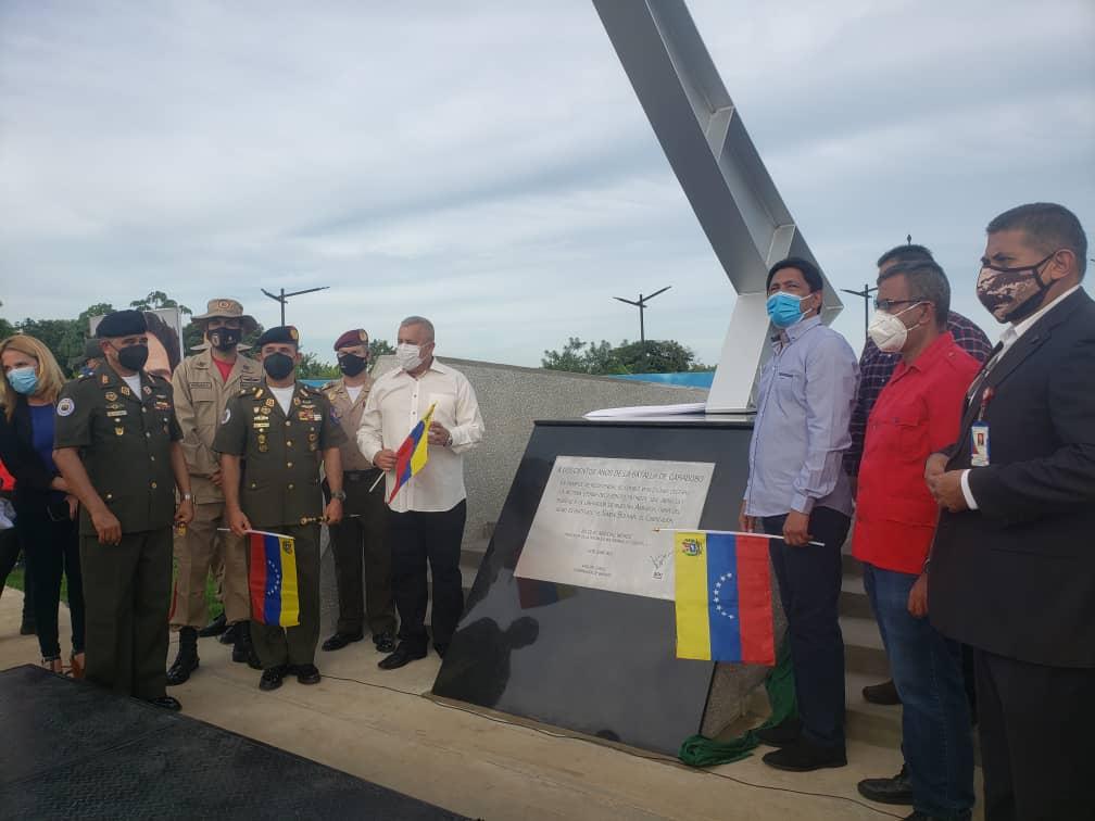 inauguran monumento bicentenario en barinas laverdaddemonagas.com monumento2