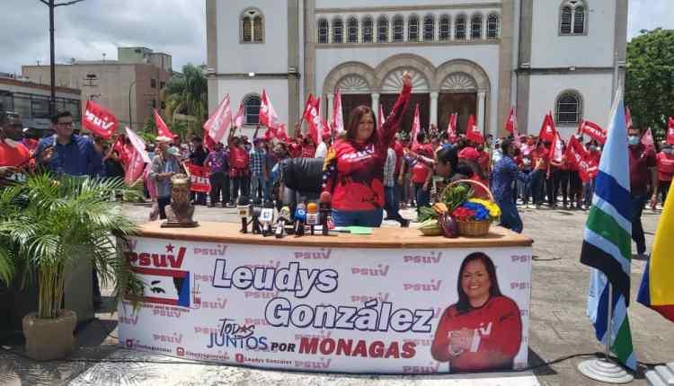 Leudys González