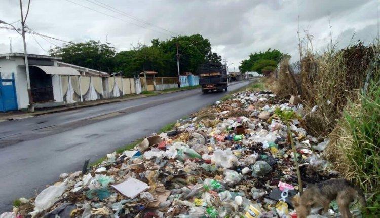 La basura ha generado enfermedades respiratorias.