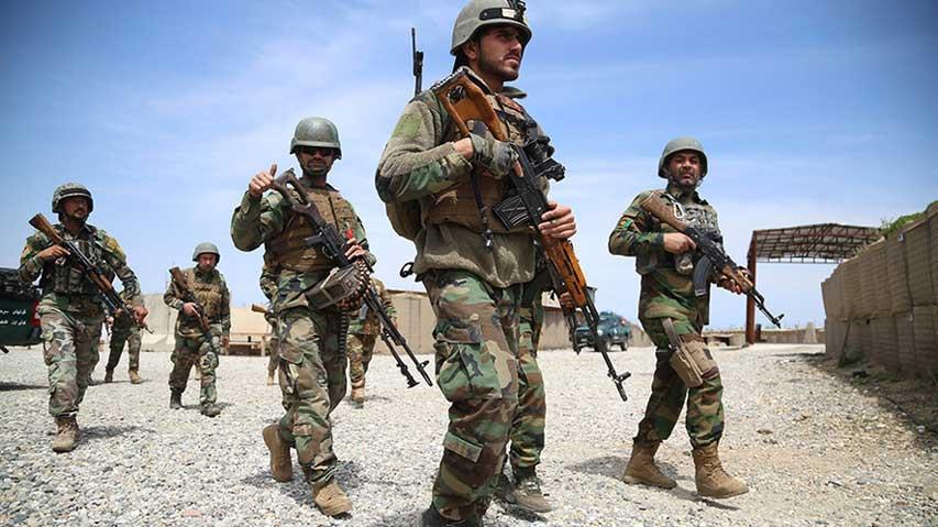 Al menos 7.000 soldados de EEUU se encuentran en Afganistán