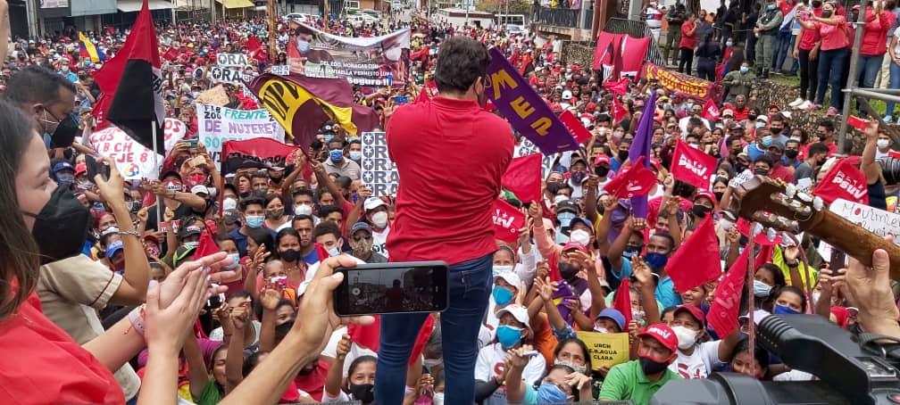candidatos revolucionarios formalizaron candidaturas ante cne laverdaddemonagas.com ernesto 2