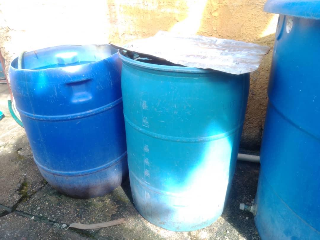 cuatro meses sin agua llevan habitantes de brisas del aeropuerto laverdaddemonagas.com aguia