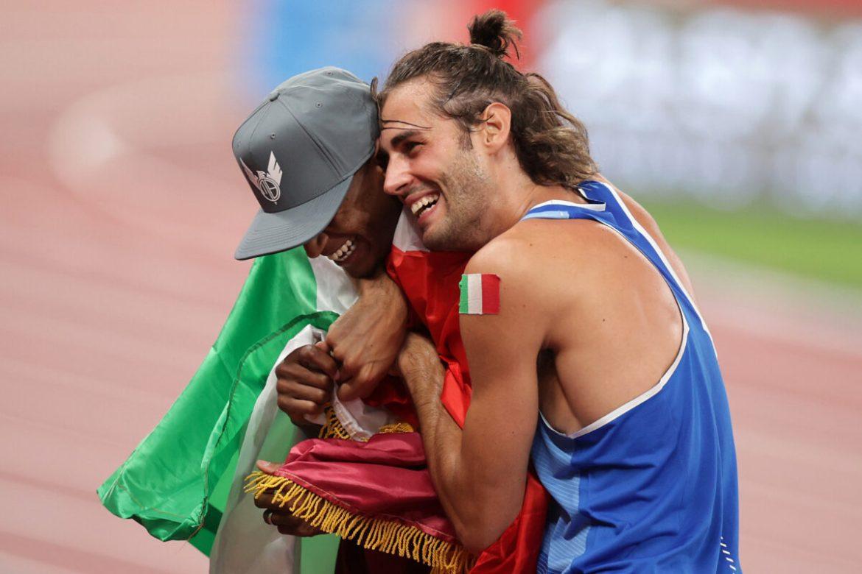 dos atletas comparten medalla de oro en los juegos olimpicos de tokio laverdaddemonagas.com e7t4xpwxmaiyccs
